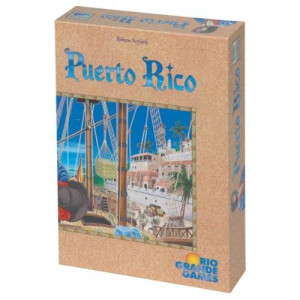 Rio Grande Games Puerto Rico