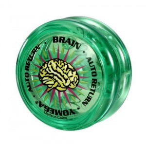 Yomega Brain Yo-Yo (Colors May Vary)