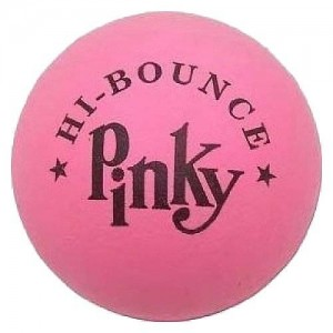 Toysmith Amazing PINKY Hi- Bounce Balls: 2.25 Inch Party Favor