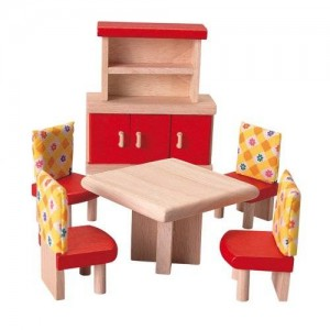PlanToys Plan Toys Doll House Dining Room - Neo Style