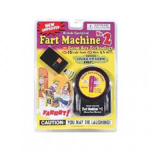 Northern Tool & Equipment Fart Machine