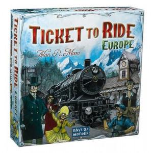 Days of Wonder Ticket To Ride - Europe