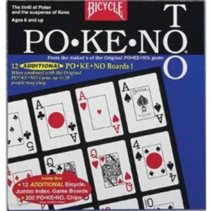 The United States Playing Card Co. Pokeno 2