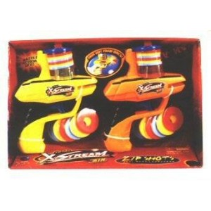 Toysmith Zip Shot Twin Pack