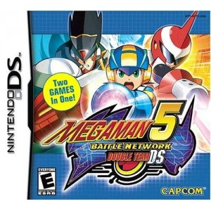 Capcom Mega Man Battle Network 5 - Nintendo DS
