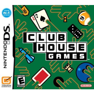 Clubhouse Games - Nintendo DS