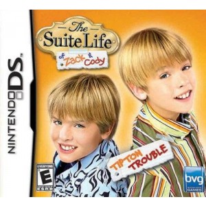 Disney Interactive Studios The Suite Life of Zack and Cody: Tipton Trouble