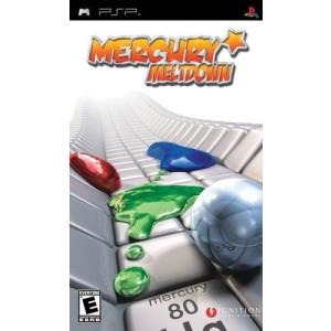 Ignition Entertainment Mercury Meltdown - Sony PSP