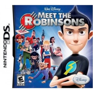 Disney Interactive Studios Meet the Robinsons - Nintendo DS