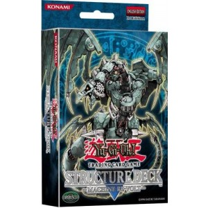 Yu-Gi-Oh! YuGiOh Machine Re-Volt 1st Edition Structure Deck - English [Toy]