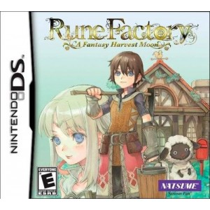 Natsume Rune Factory: A Fantasy Harvest Moon
