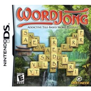 Destineer Word Jong - Nintendo DS
