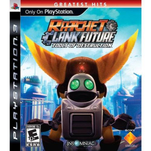 Sony Ratchet and Clank Future: Tools of Destruction - Playstation 3