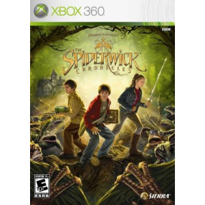 Sierra The Spiderwick Chronicles - Xbox 360