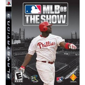 Sony MLB 08 The Show - Playstation 3