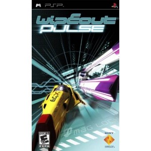 Wipeout Pulse - Sony PSP