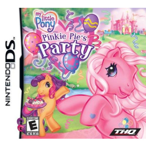 THQ My Little Pony: Pinkie Pie's Party - Nintendo DS