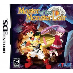 Atlus Master of the Monster Lair - Nintendo DS