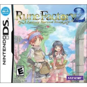 Natsume Rune Factory 2: A Fantasy Harvest Moon - Nintendo DS