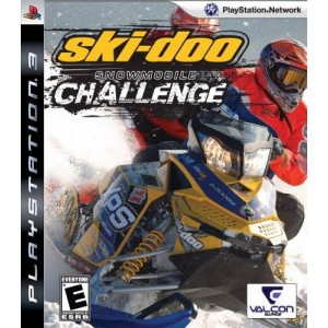 VALCON GAMES Ski Doo Snowmobile Challenge - Playstation 3