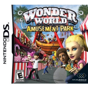 Majesco WonderWorld Amusement Park - Nintendo DS