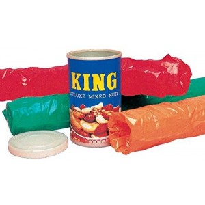Joker Loftus Three Snakes in a Can - King Deluxe Mixed Nuts Prank