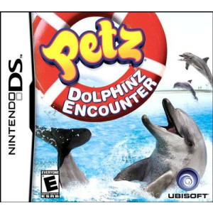 Ubisoft Petz Dolphinz Encounter - Nintendo DS