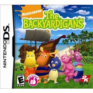 2K The Backyardigans - Nintendo DS