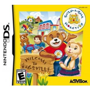 Activision Build A Bear: Welcome To Hugsville - Nintendo DS