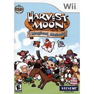 Natsume Harvest Moon: Magical Melody