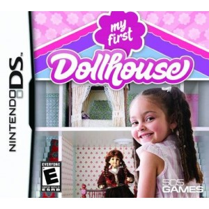 505 Games My First Dollhouse - Nintendo DS