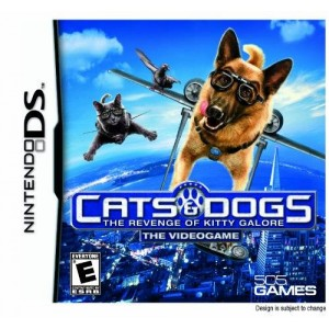 505 Games Cats And Dogs 2 - Nintendo DS