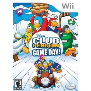 Disney Interactive Studios(World) Club Penguin: Game Day!