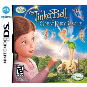 Disney Interactive Studios Disney Fairies Tinkerbell and the Great Fairy Rescue - Nintendo DS
