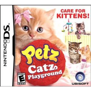 Ubisoft Petz Catz Playground