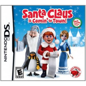 Solutions 2 Go Santa Claus Is Coming to town - Nintendo DS