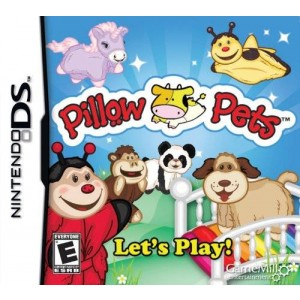 Game Mill Pillow Pets - Nintendo DS