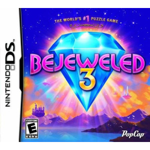 PopCap Games Bejeweled 3 - Nintendo DS