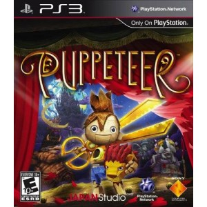 Sony Puppeteer - Playstation 3