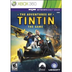 Ubisoft The Adventures Of Tintin: The Game - Xbox 360