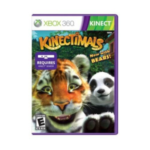 Microsoft Kinectimals - Now with Bears - Xbox 360