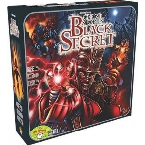 Asmodee Ghost Stories Black Secret Expansion Board Game