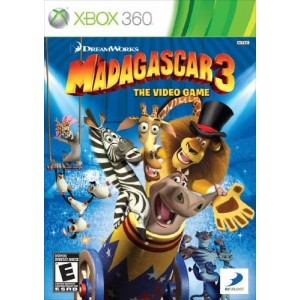 D3 Publisher Madagascar 3: The Video Game - Xbox 360