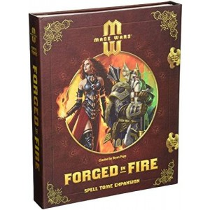 Arcane Wonder Mage Wars Forged in Fire Game