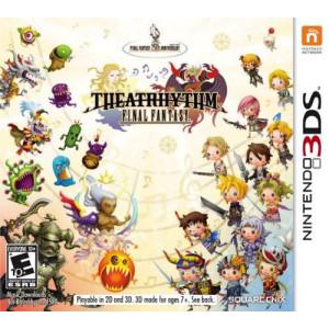 Square Enix Theatrhythm: Final Fantasy
