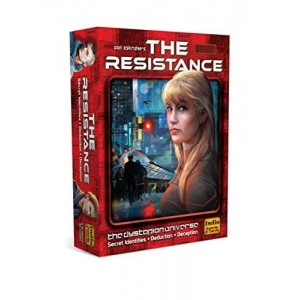 Indie Boards & Cards The Resistance (The Dystopian Universe)