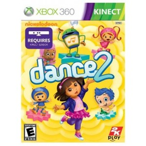2K Nickelodeon Dance 2 - Xbox 360