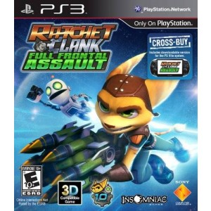 Sony Ratchet and Clank: Full Frontal Assault - Playstation 3