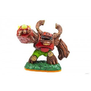 Activision Skylanders Giants LOOSE Giant Figure Tree Rex Includes Card Sticker and Online Code