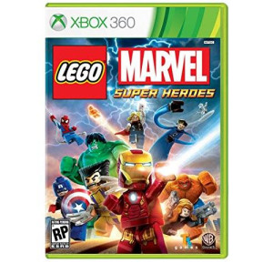 Warner Bros Lego: Marvel Super Heroes, XBOX 360